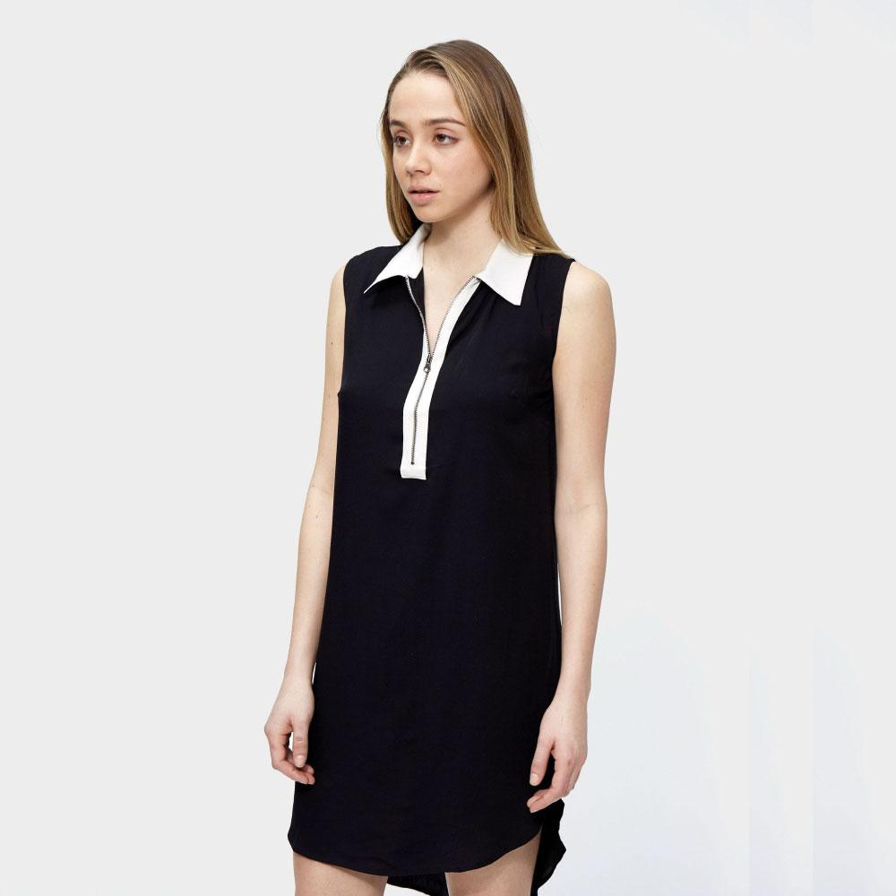 The Zip-up Dress