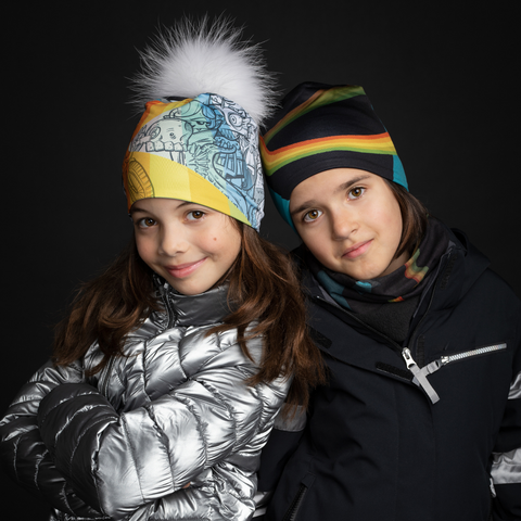 Duo tuques beanies fall 2020 andre martel
