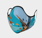 Swallow Face Covering - Reusable Mask