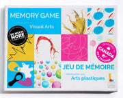 Memory Game: Introduction to Visual Arts