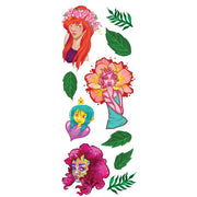 Flower-Fairies Temporary Tattoos