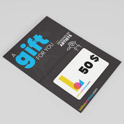 Lalita's Art Shop Gift Card - A gift for you designed by professional artists!