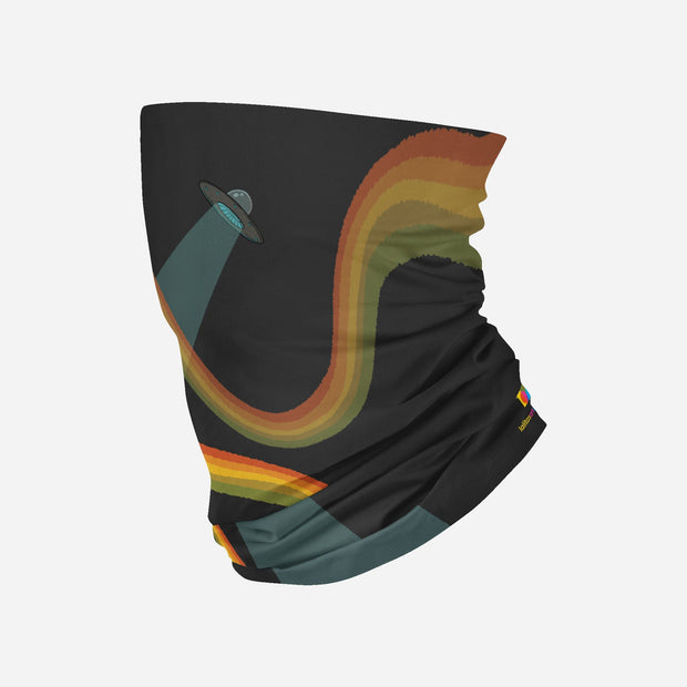 Flying Saucers Neck Gaiter - Multifunctional Tube