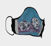 Roses Face Covering - Reusable Mask