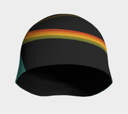 Front view of the Flying Saucers Beanie Hat
