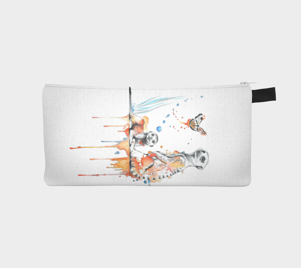 Meerkats Pencil Case