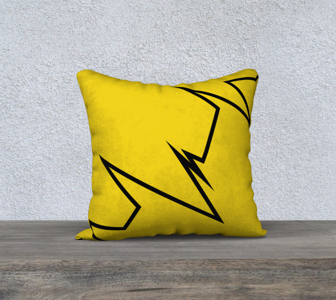 Broken Line 18 X 18 Pillow Cover