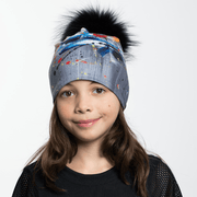 Perfect for men, women and girl ! This bamboo beanie hat is perfect for every age.