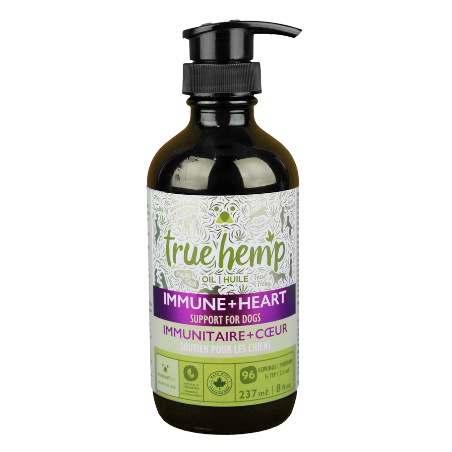 True Hemp™ • IMMUNE+HEART Oil