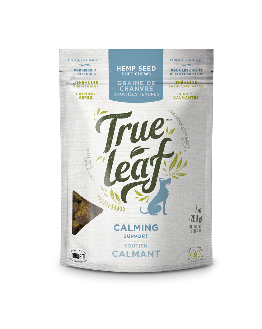 True Leaf™ CALMING Support Chews