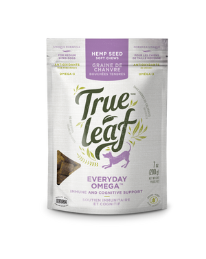 True Leaf™ EVERYDAY OMEGA Immune + Cognitive Support Chews