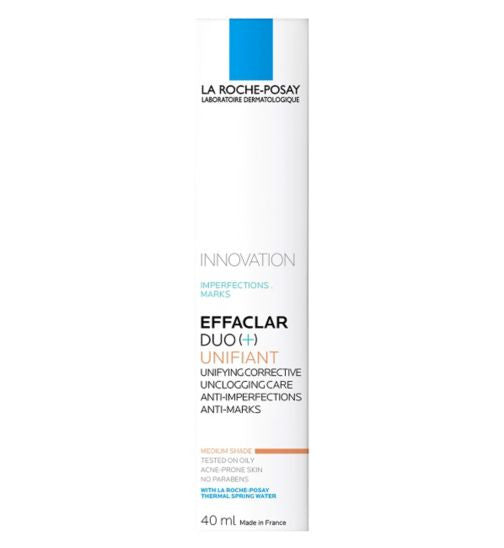 La Roche Posay Effaclar Duo Unifiant Teint Medium 40ml