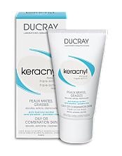 Ducray Keracnyl Masque Triple Action 40Ml