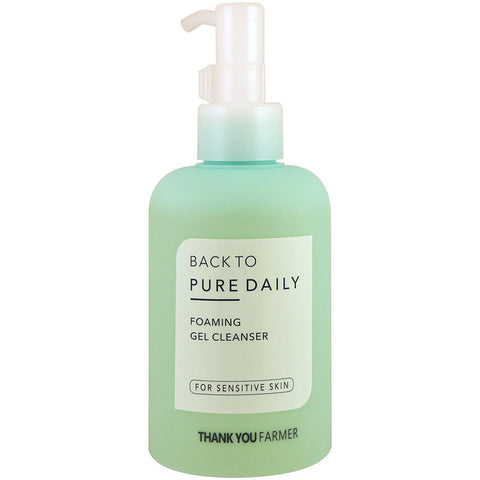 Thank You Farmer Pure Daily Foaming Gel Cleanser 200ml