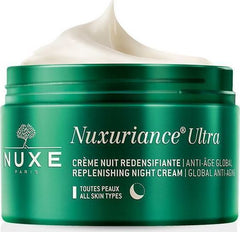 Nuxe Nuxuriance Ultra Crème Nuit 50ml Αντιγηραντική Κρέμα Νύχτας