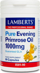 Lamberts Pure Evening Primrose Oil 1000mg 90 Κάψουλες