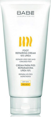 Babe Foot Repairing Cream % Urea 100ml