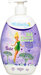 Helenvita Kids 2in1 Shampoo & Shower Gel 500ml