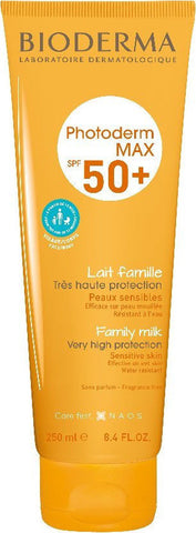 Bioderma Photoderm Max Family Milk  Spf50+  250ml