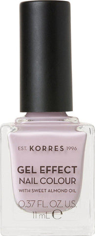 Korres Gel Effect Nail Colour 06 Cotton Candy