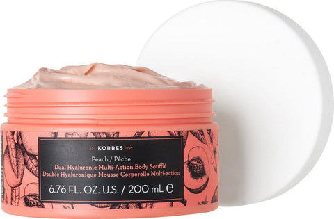 Korres Double Hualuronic Multi Action Body Souffle 200ml