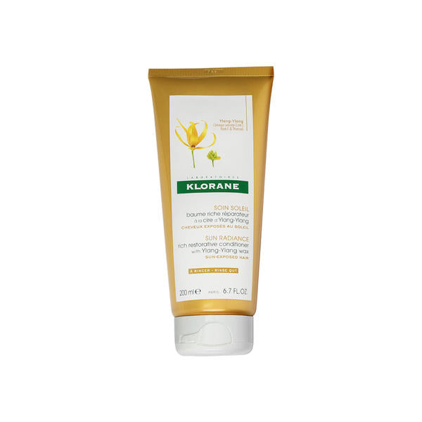 Klorane Conditioner With Ylang-Ylang Wax 200ml