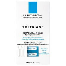 La Roche Posay Toleriane Demaquillant Yeux Eye Make-Up Remover 30X5Ml