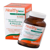 Health Aid Healthy Mega™ Multivitamins & Minerals 30Tabs