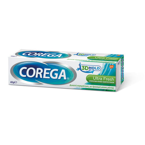Corega Ultra Fresh 40Gr-pharmacybay