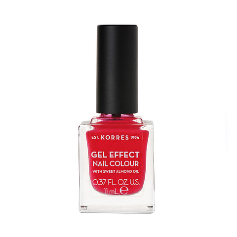 Korres Gel Effect Nail Colour 19 Watermelon-pharmacybay