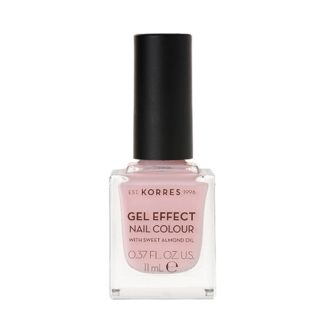 Korres Gel Effect Nail Colour 05 Candy Pink-pharmacybay