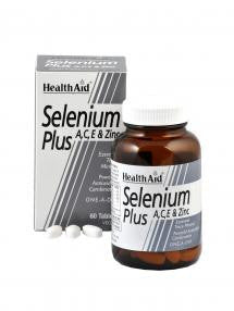 Health Aid Selenium plus 60 Ταμπλέτες-pharmacybay