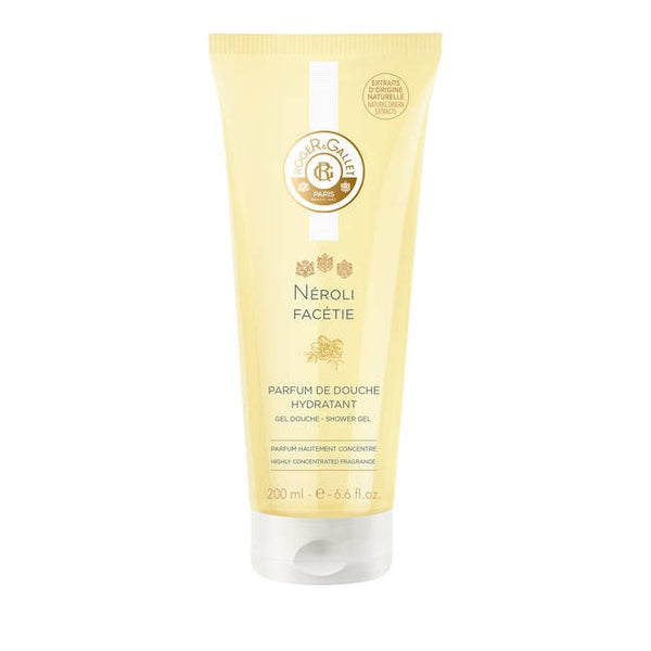 Roger & Gallet Neroli Facetie Shower Gel 200ml
