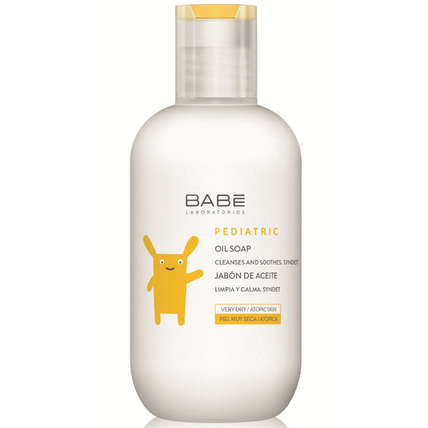 Babe Pediatric Oil Soap 200ml