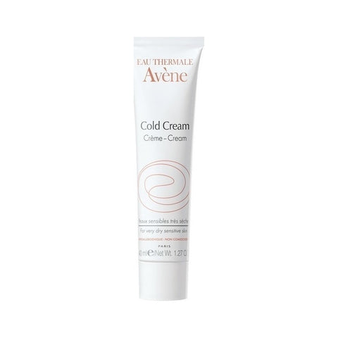 Avene Cold Cream Visage Creme 40ml
