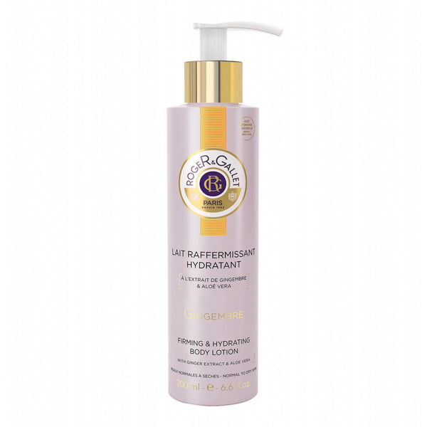 Roger & Gallet Gingembre Lait Sorbet Corps 200 ml