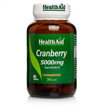 Health Aid Cranberry Extract 60 Tabs