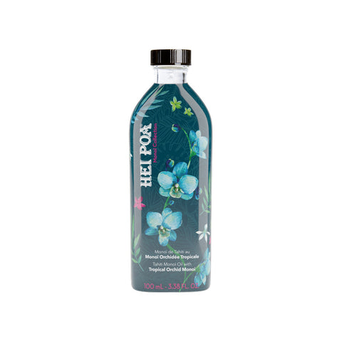 Hei Poa Pure Tahiti Monoi Oil Tropical Orchid 100ml