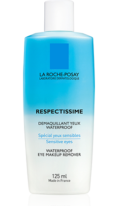 La Roche Posay Respectissime Waterproof Eye De-Make-Up 125ml