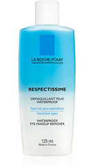 La Roche Posay Respectissime Waterproof Eye De-Make-Up 125ml-pharmacybay