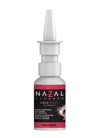 Frezyderm Nasal Cleanser Cold Spicy 30ml