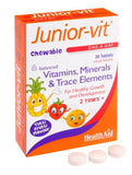 Health Aid Junior Vit™Tablets 30Tabs -Blister-pharmacybay