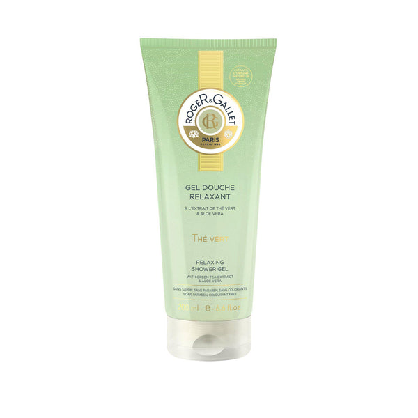 Roger & Gallet The Vert Green Tea Shower Gel 200ml