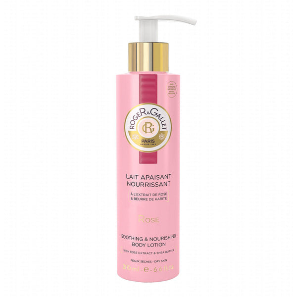 Roger&Gallet Rose Body Milk 200ml