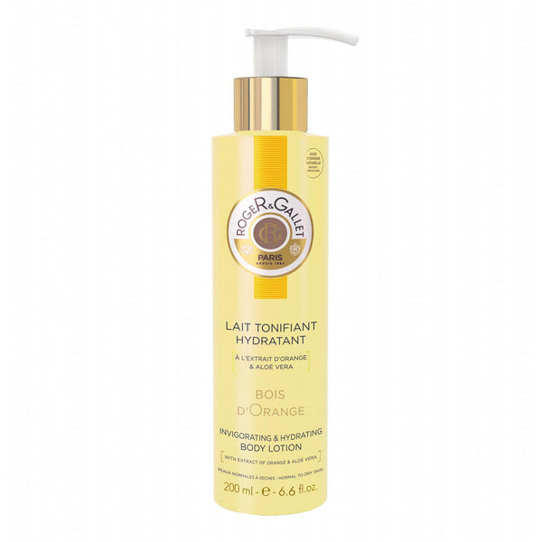 Roger & Gallet Lait Sorbet Tonifiant Bois D.Orange 200ml