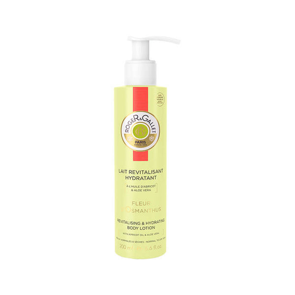 Roger & Gallet Fleur D'Osmanthus Revitalizing & Hydrating Body Lotion 200ml