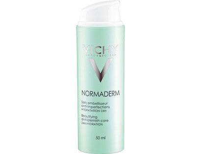 Vichy Normaderm Soin Embellisseur Anti-Imperfections Hydratation 24H 50Ml Κρέμα Ημέρας Για Ακνεϊκό Δέρμα
