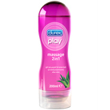 Durex Play Massage 2 Σε 1 Aloe Vera 200Ml