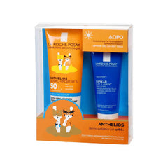 Anthelios Dermopediatrics Lait spf 50+ & Δώρο Lipikar Gel Lavant 100ml