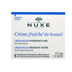 Nuxe Creme Fraiche De Beaute Moisturizing Rich Cream 50ml